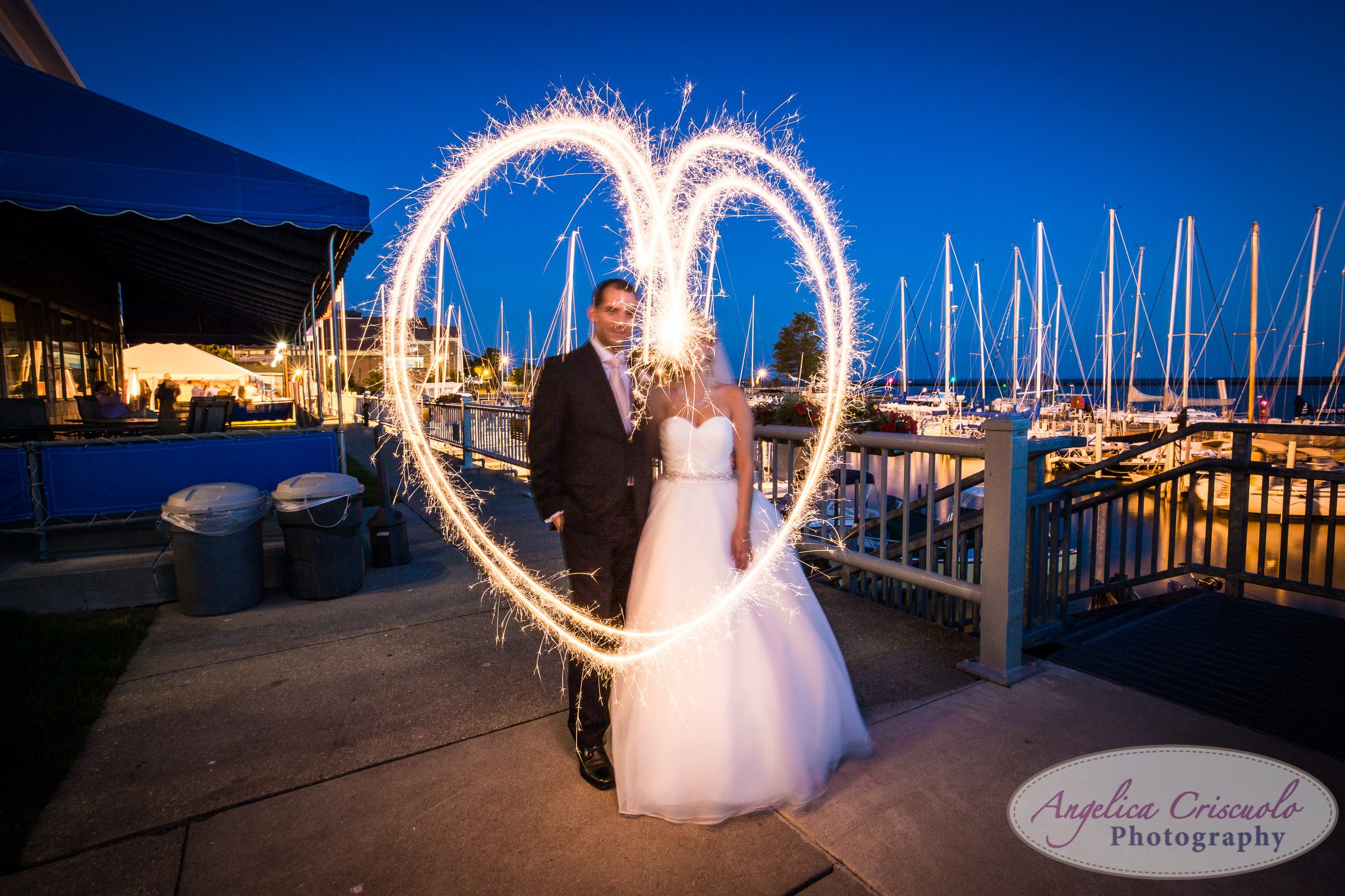 New York Buffalo Sparkler Photo ideas