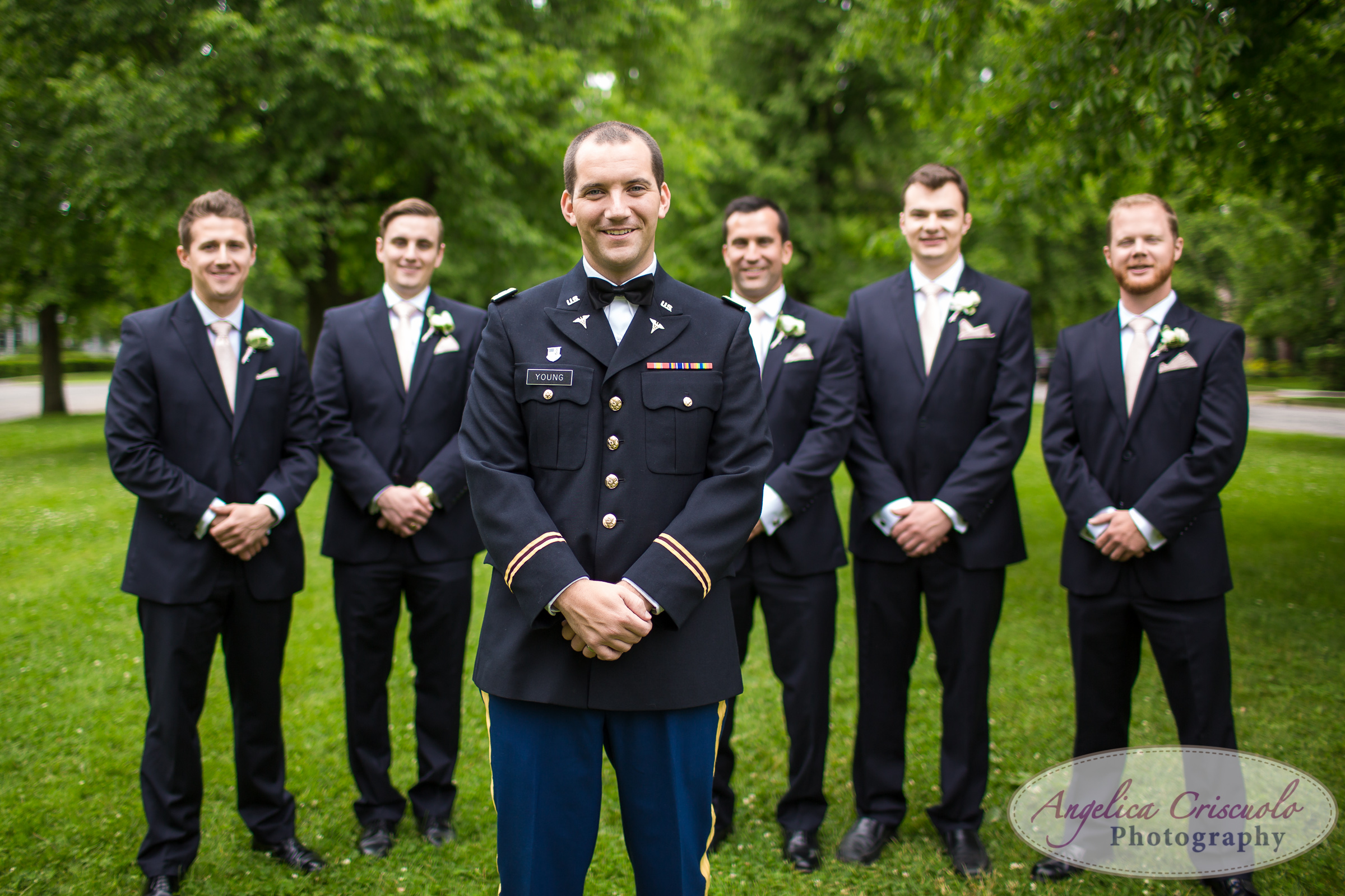 Army wedding Photographer