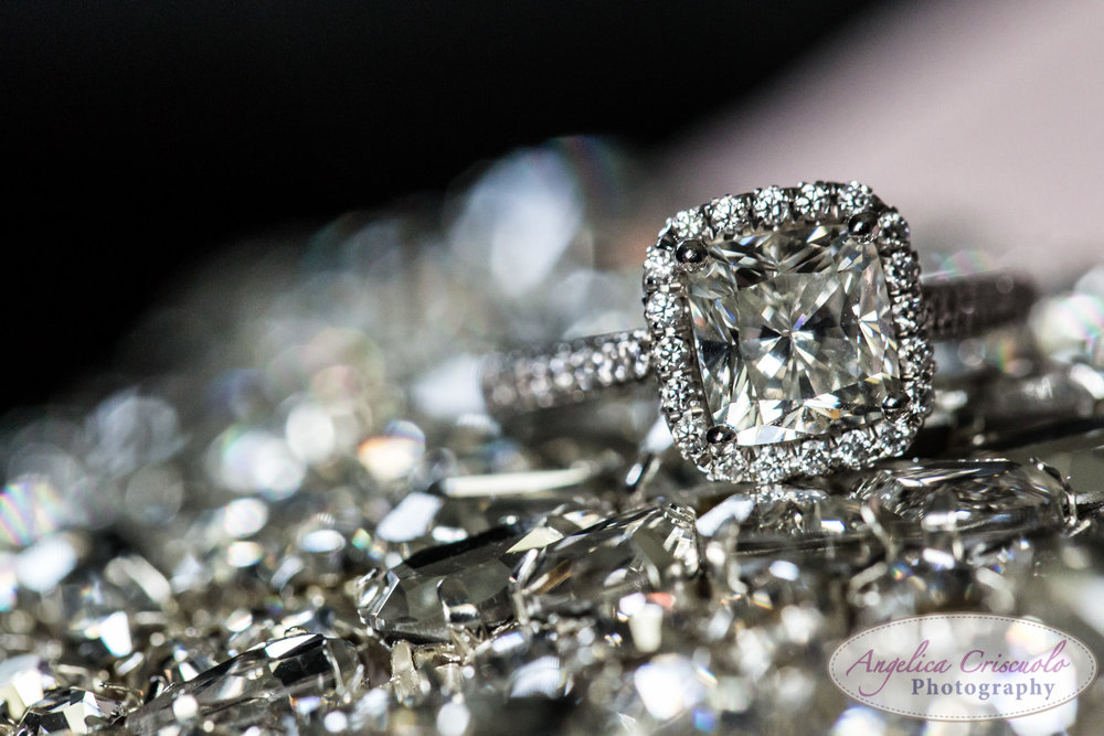 wedding photography ring shot