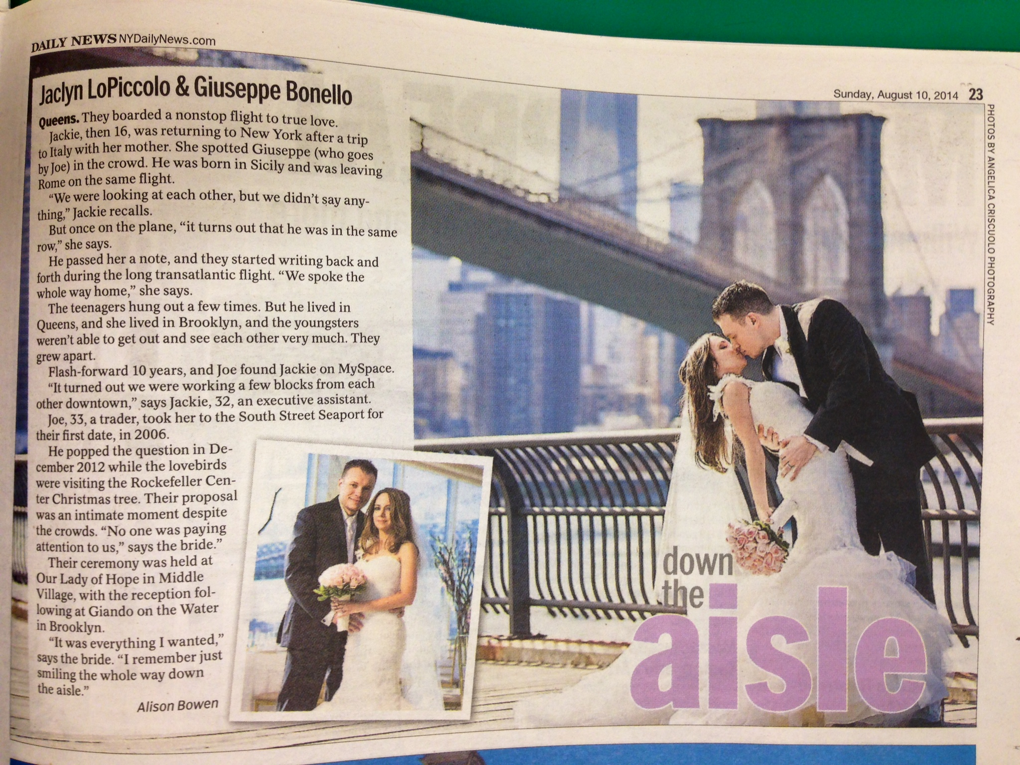 New_York_Daily_News_Down_The_Aisle_Brooklyn_Wedding_Photography_Giando_On_The_Water