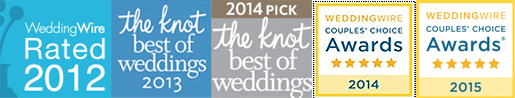 Wedding Wire and The Knot Best of Wedding Winner Angelica Criscuolo Photography