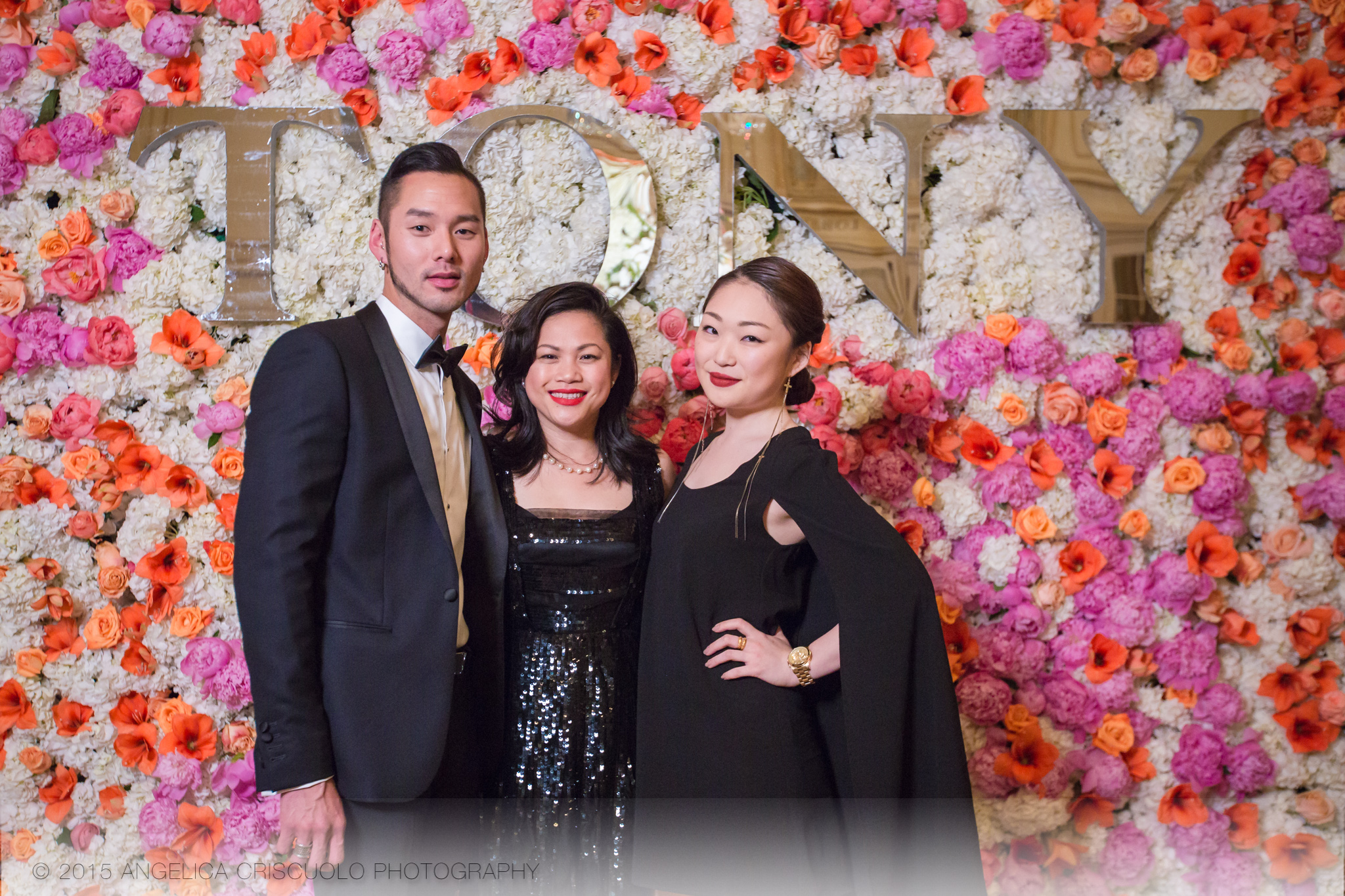 New York Tony Awards Gala Park Plaza Ivie Joy Flowers Lex Liang LDC Liz Yang