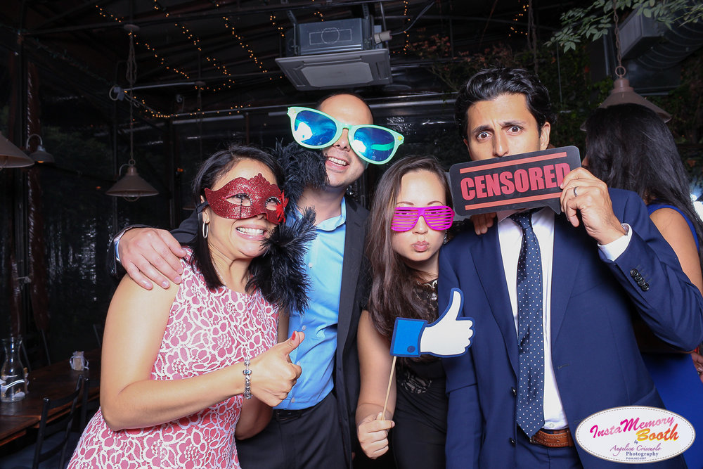 Best Photo Booth rental in NYC and New Jersey and Connecticut with props