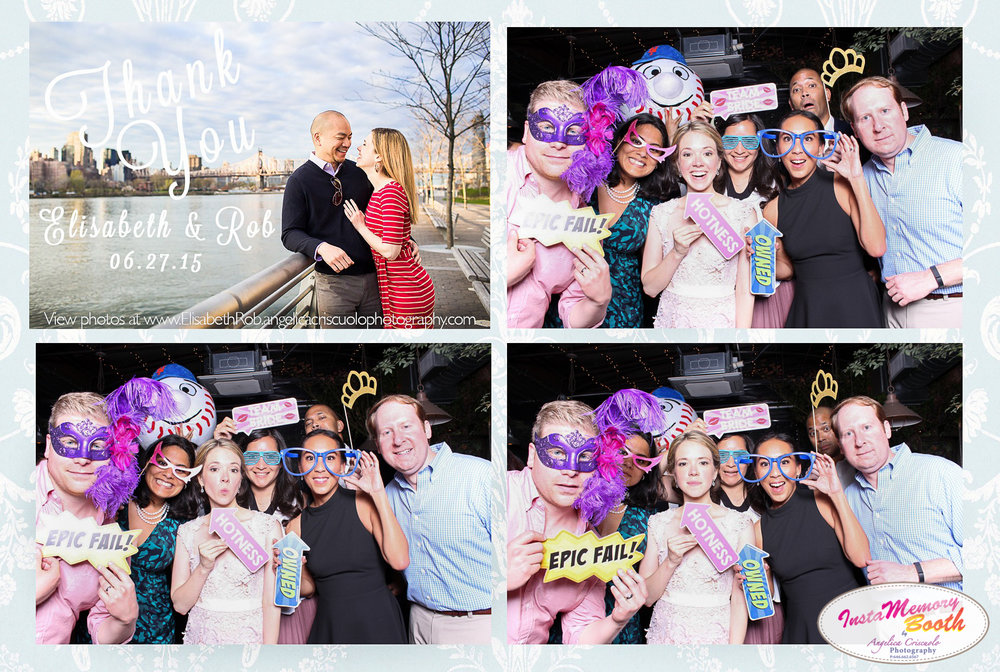 Open Booth Photo booth rental and best in New York City NYC