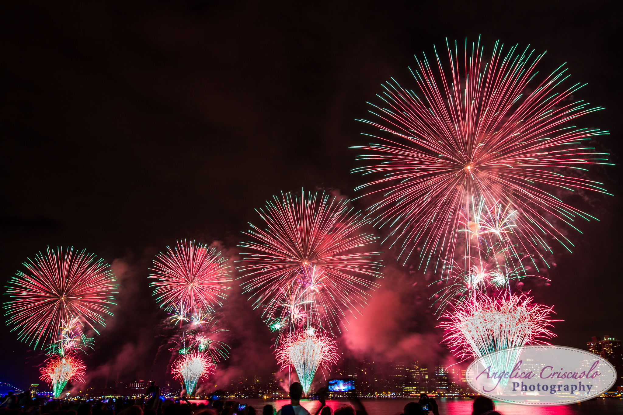 Event Photographer Macy's 4th of July Fireworks 2015