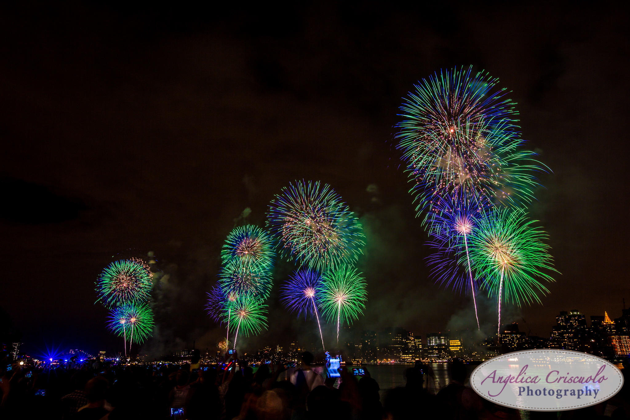 Best Wedding Photographer Macy's 4th of July Fireworks 2015