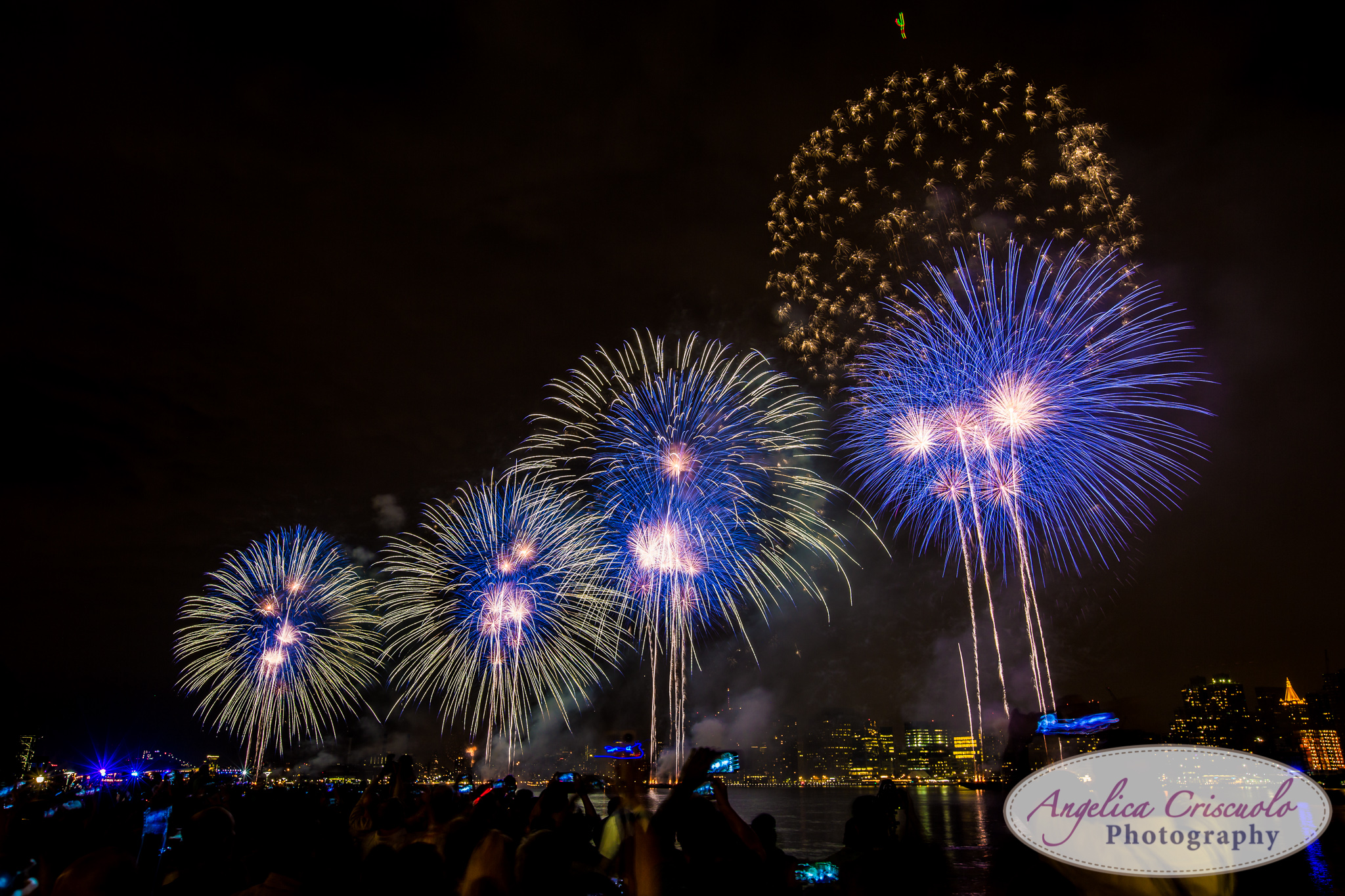 Best Event Photographer in New York Macy's 4th of July Fireworks 2015