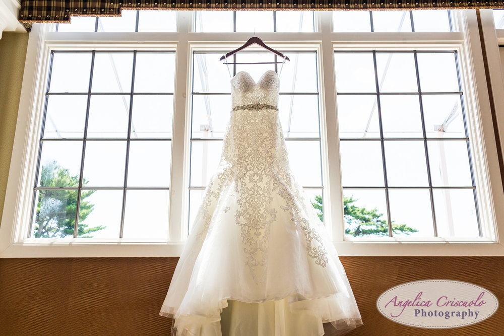 Allure Bridal Gown for wedding photography photos