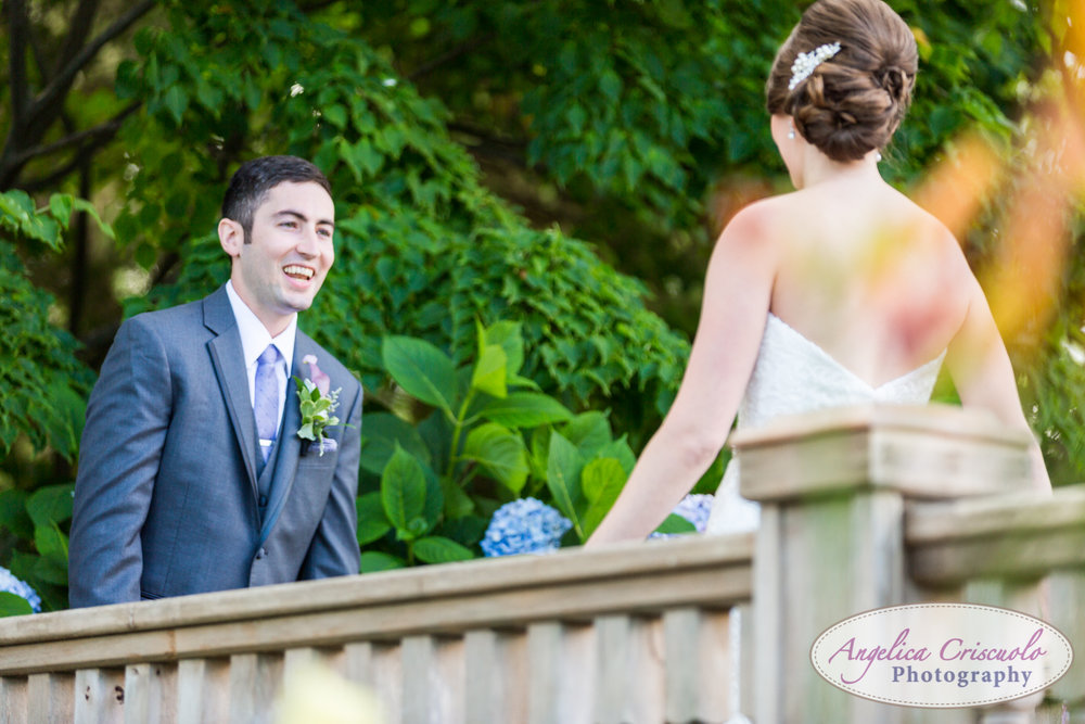 first look surprises and reactions wedding photography new york