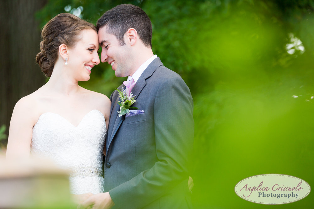 Romantic poses for bride and groom - wedding photographer in Long Island Smithtown, NY