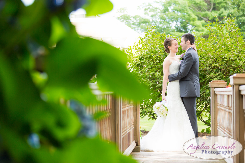 Romantic poses for bride and groom wedding photographer Long Island Smithtown, NY