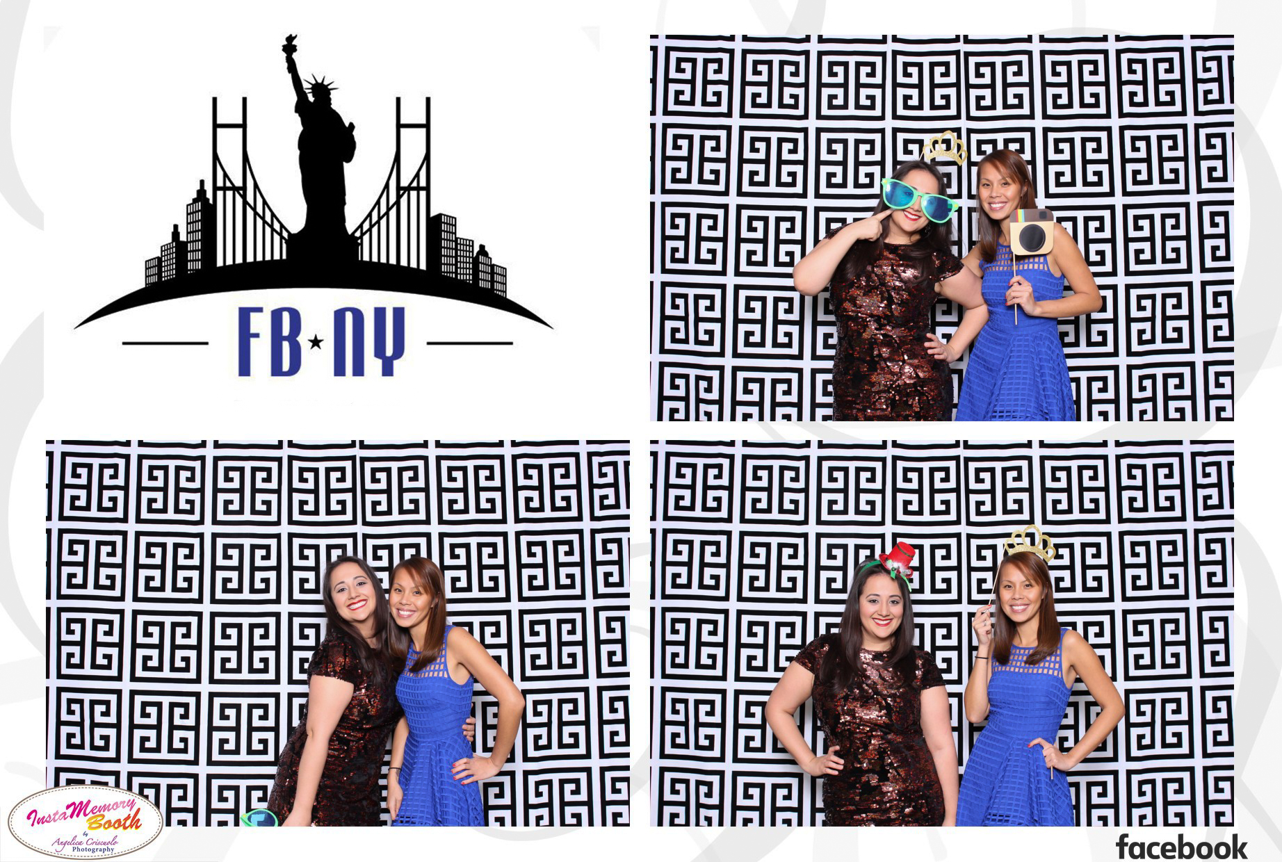 FB NY Photo booth rental