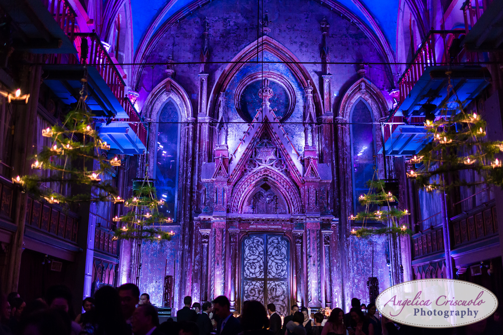 New York Wedding Photographer Angel Orensanz Foundation SOHO