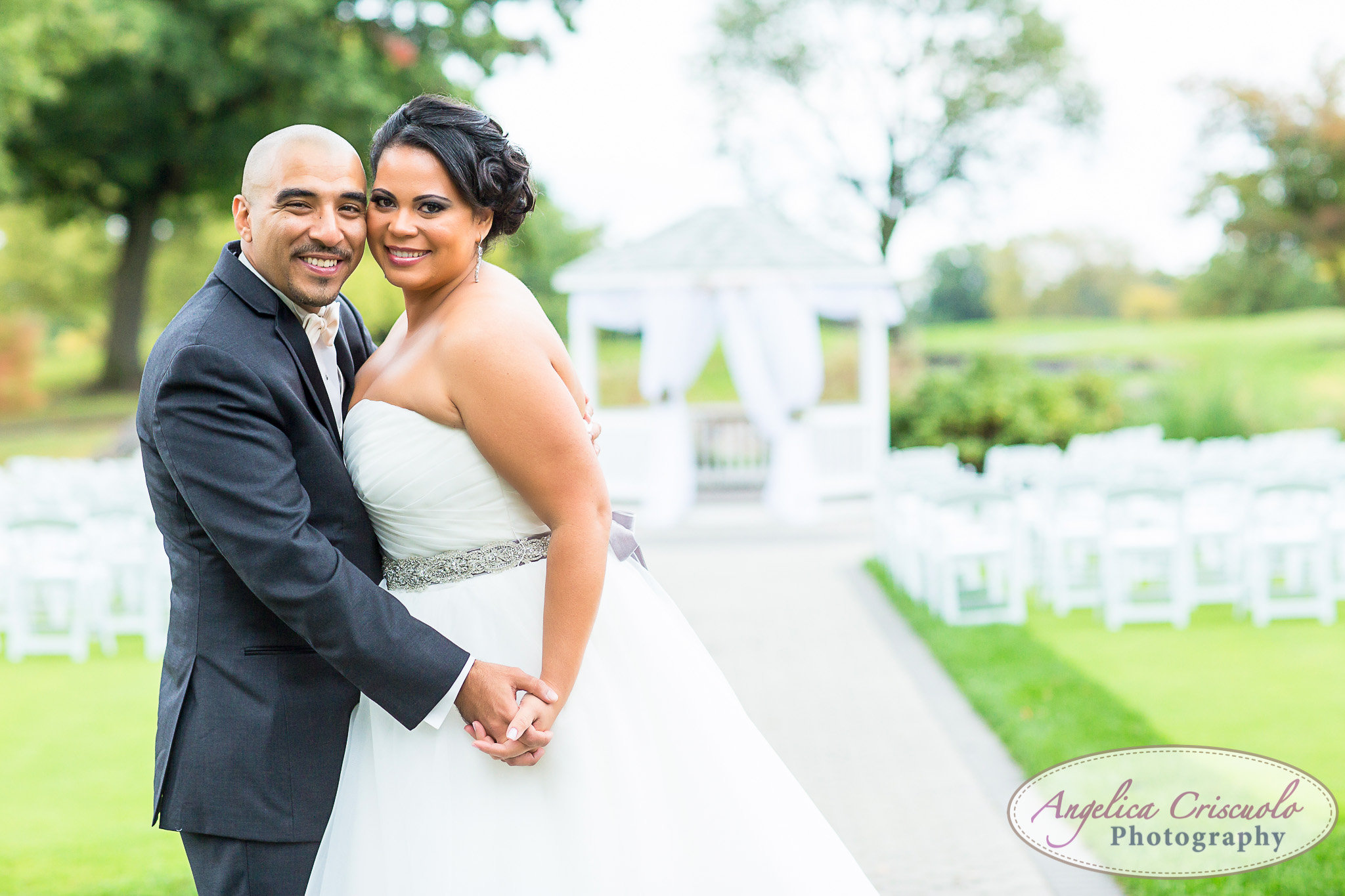 New York Wedding Photographer Pelham Bay & Split Rock Golf Course Wedding in the Bronx