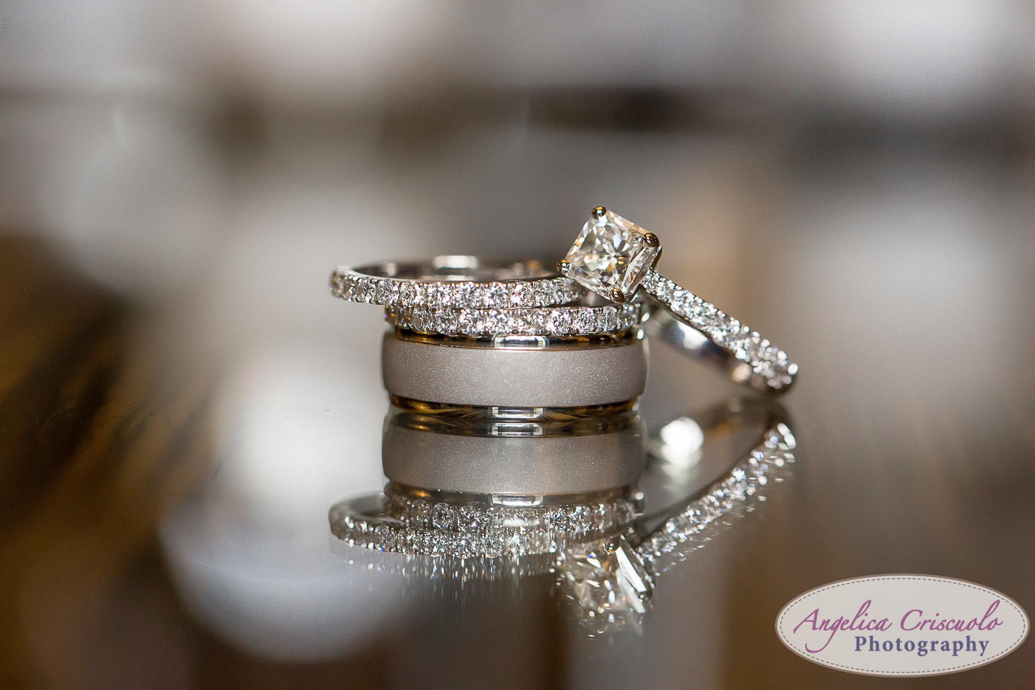 New York Wedding rings