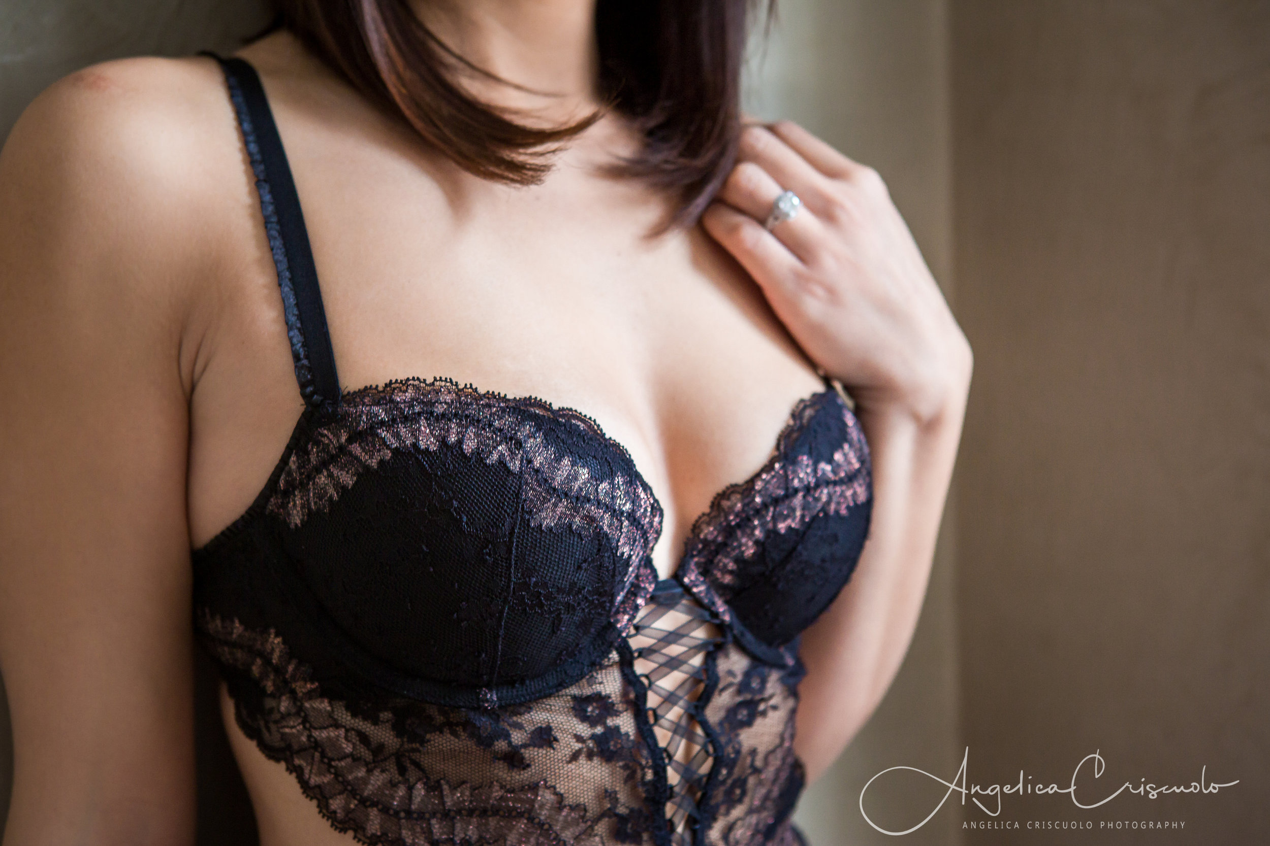 New York boudoir photography fine art studio