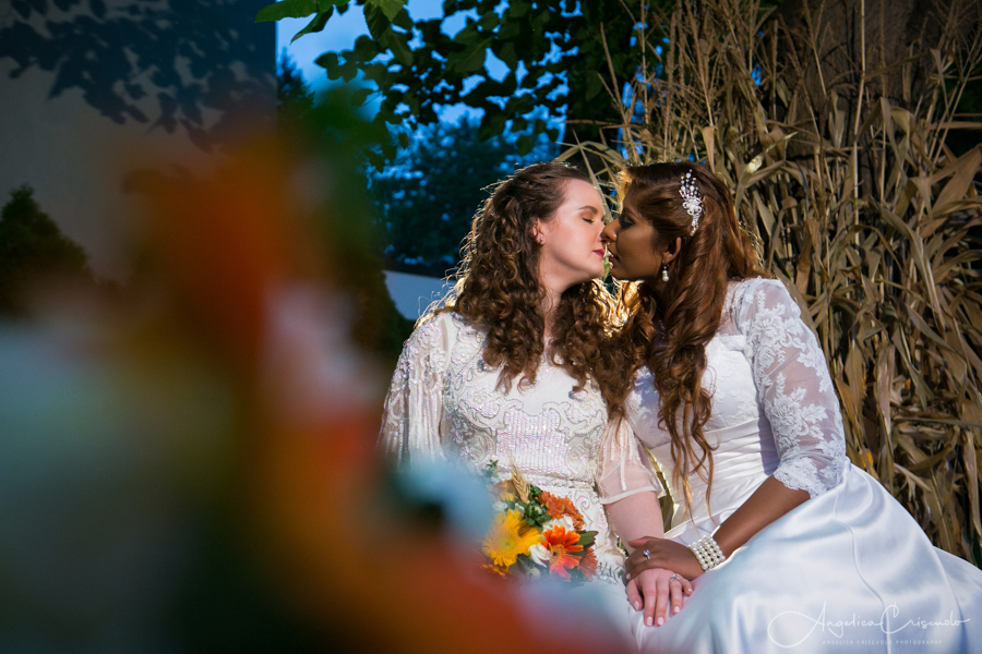 Best Same-Sex LGBT Wedding Photography in NJ