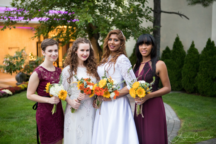 Same-Sex Wedding Queens Terrace On The Park Photos