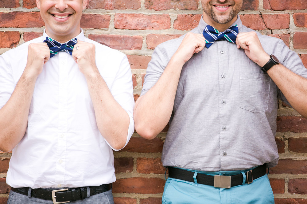 Same-Sex Wedding in Brooklyn, New York photography