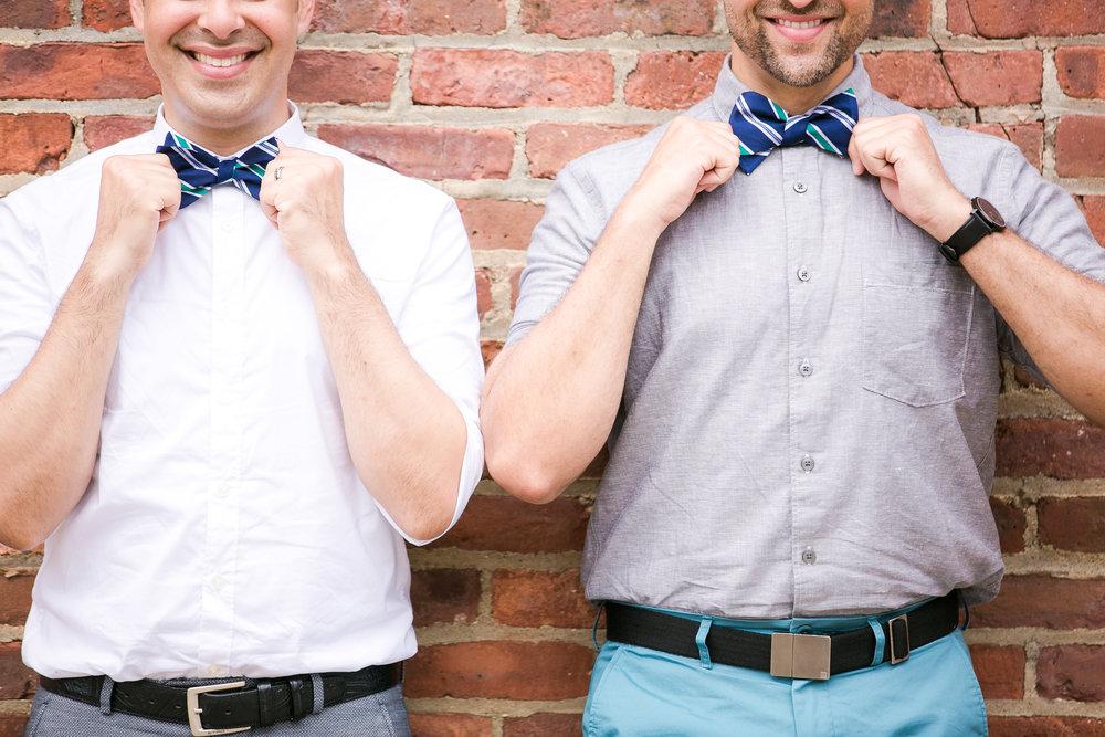 NYC Gay Wedding LGBQT Photography