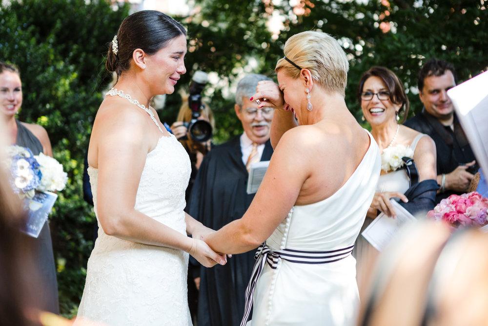Gramercy Park New York Wedding Photography