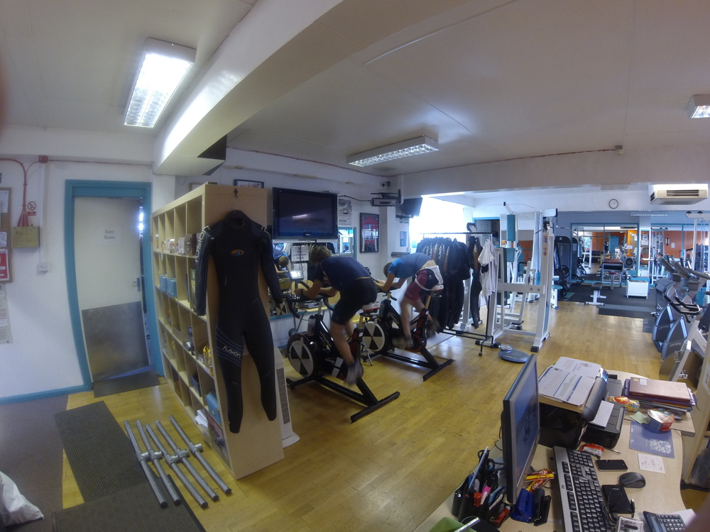 Frequent field testing on the latest Watt bike technology and feedback on FTP, P/W, Body Fat and ROM screening