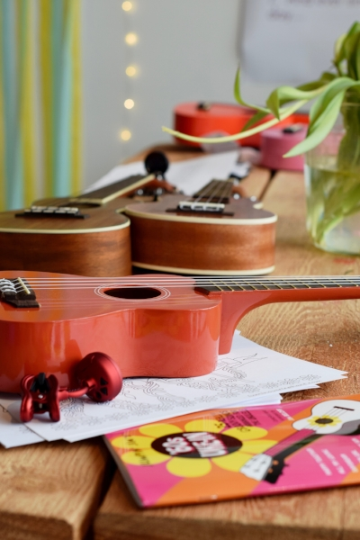 Vancouver kids Ukulele classes