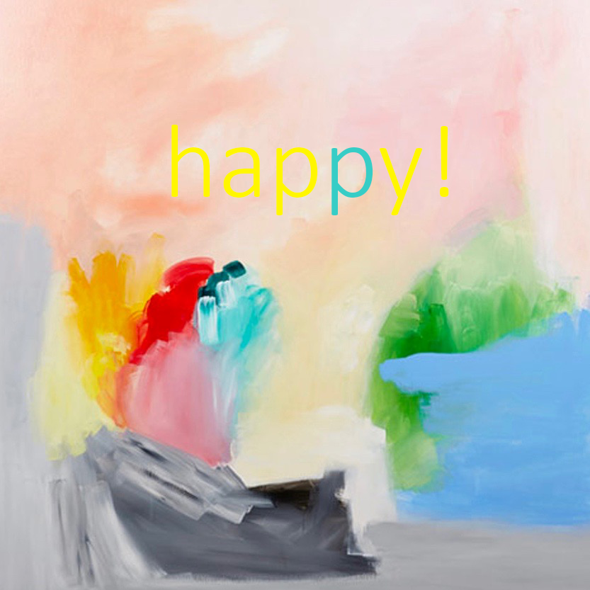 Paint Your Word of the Year at the Luminous Elephant Art Studio, Vancouver, BC | January 18, 2019