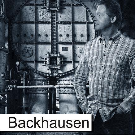 Thomas Backhausen DJ i Lounge