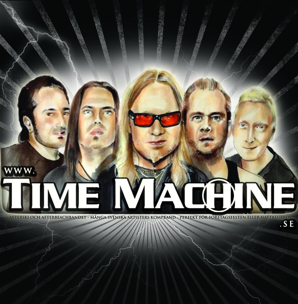 Time Machine spelar i Lounge på Stenungsbaden