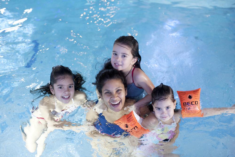 Yacht Kids på påsklovet på Stenungsbaden