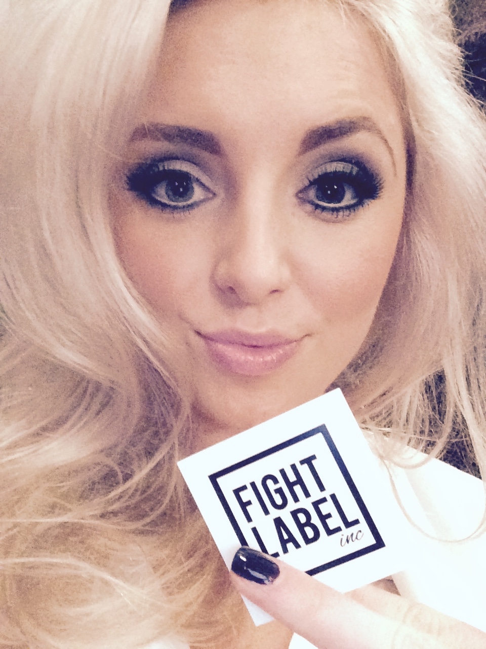 sophiefightlabel