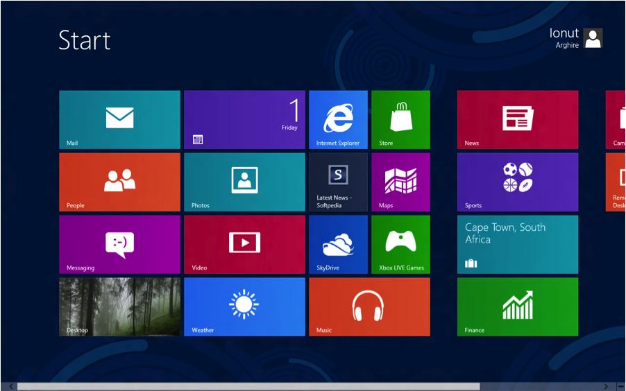 The new Windows visual overhaul.