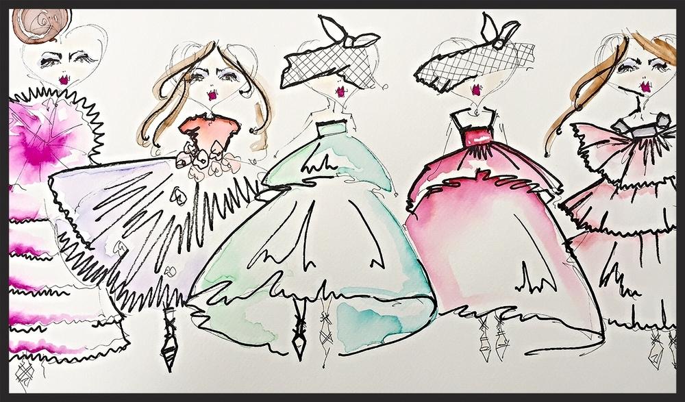 Giambattista Valli 2016 Couture