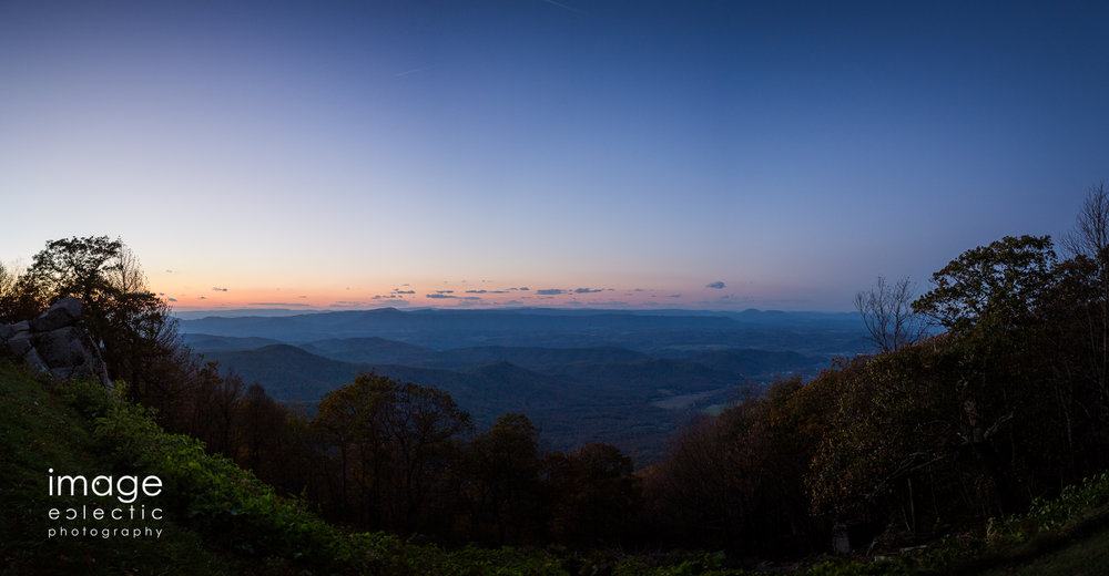 A Blue Ridge View