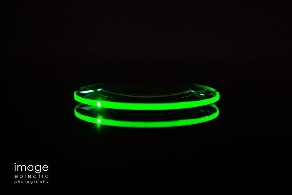 Laser & Lens