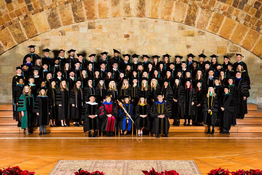 2017 Graduating Classes