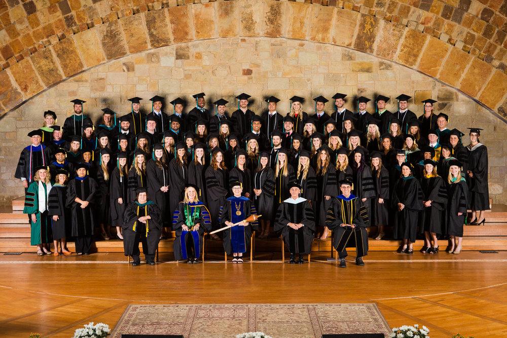 Graduates & Faculty