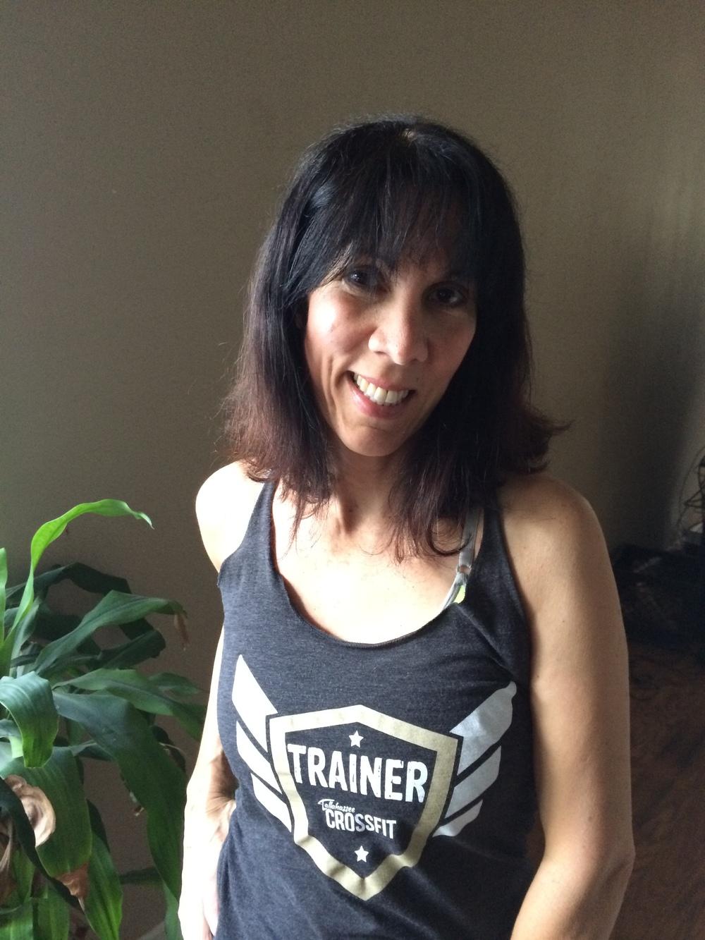 Teresa Keeter - Level 2 Crossfit Trainer & Co-Owner