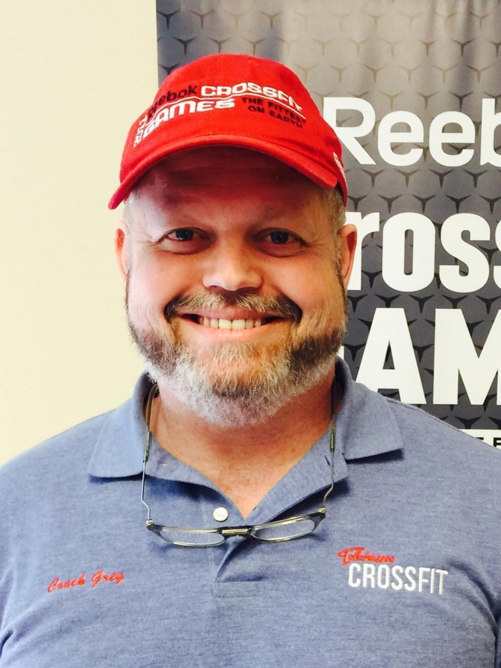 Greg Keeter - Head Coach & Co-owner