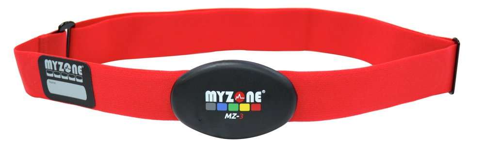 Myzone belt. You will quickly adjust to wearing it and soon won't feel right without it.
