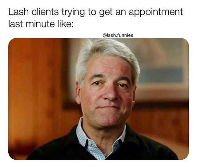 Festival szn got us like😂😂😂 I've got 1 opening next week before coachella weekend 1! Click the link in bio to book now✨ • •#repost @lash.funnies