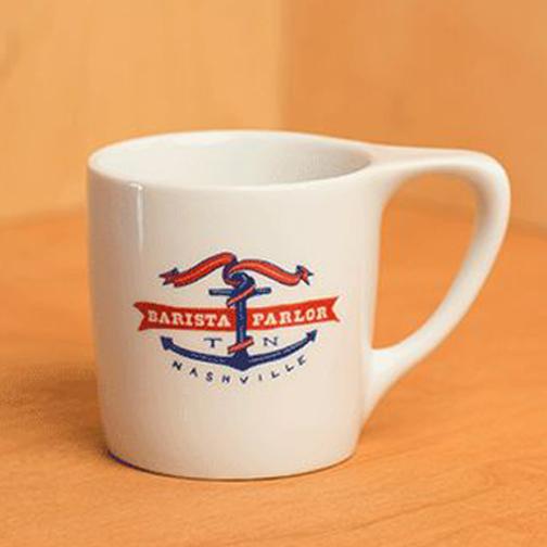 BP Logo Diner Mug - Barista Parlor