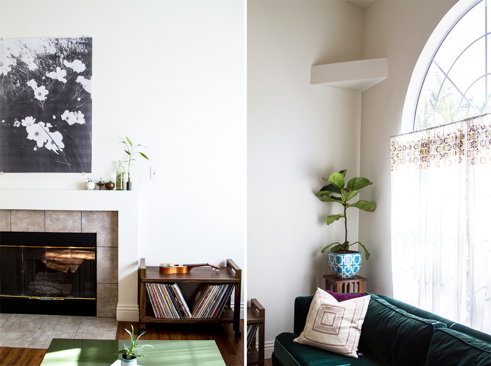 Amanda's bright and airy home is a lesson in refined simplicity.