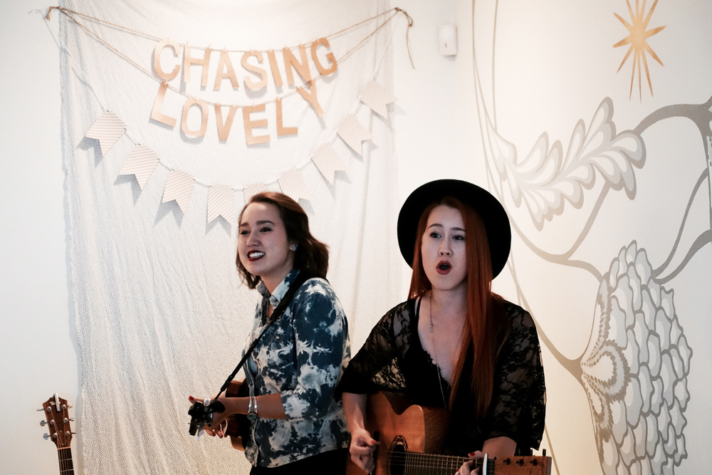 Chasing Lovely | desertfroth.com