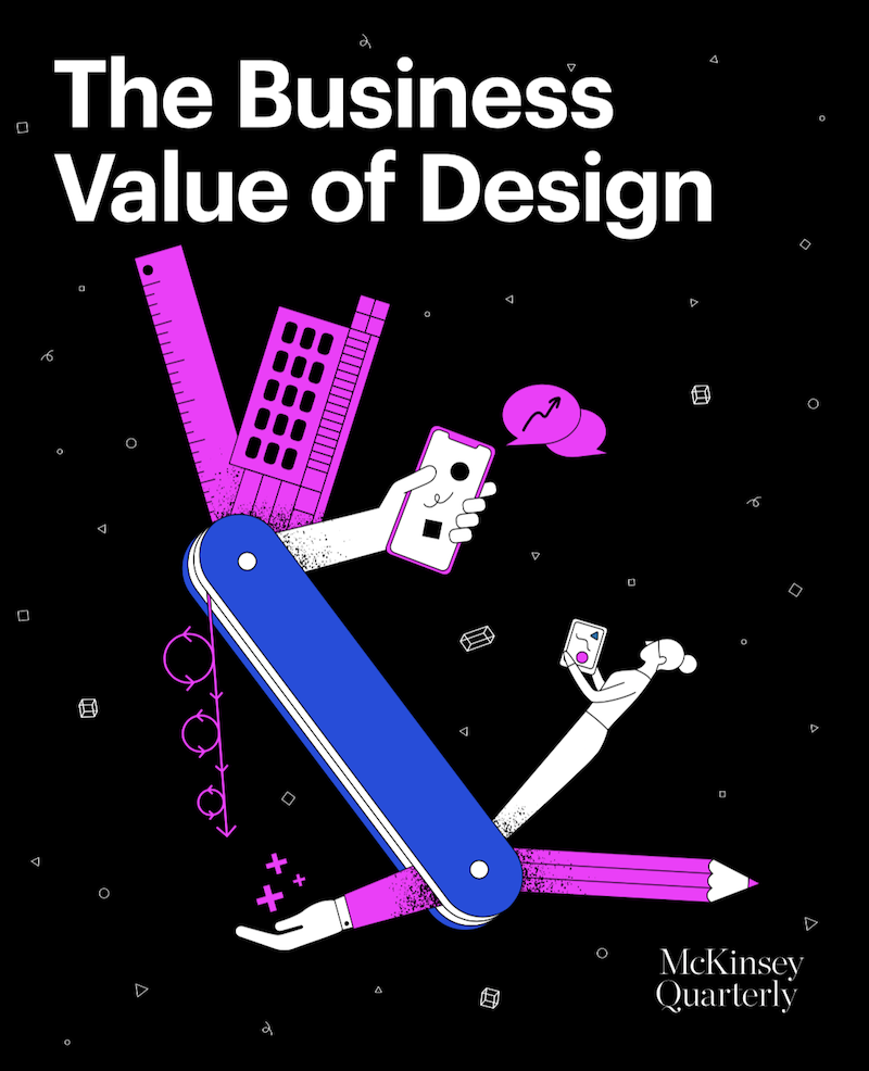 The business value of design -