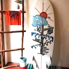 My First Surfboard