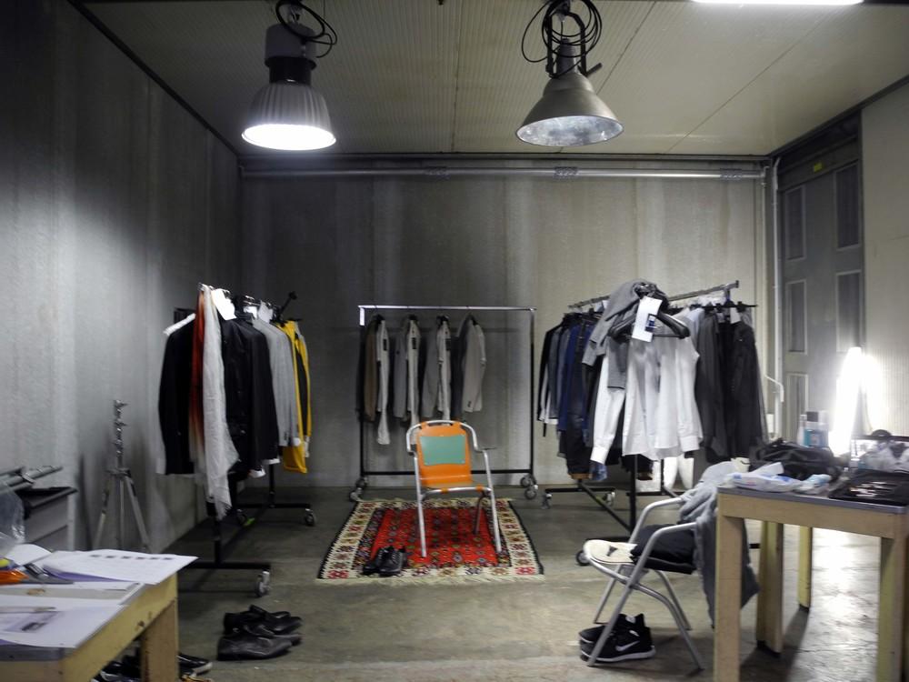 PAL ZILERI -Orvett's Headquarters, Mussolente (IT) - 2013 // BACKSTAGE
