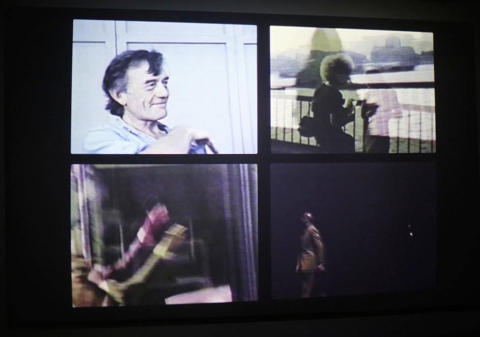 Sleepness night - Spazio Ridotto -  BIRTH OF A NATION  (4 screen projection) ph. Francçois Leturcq