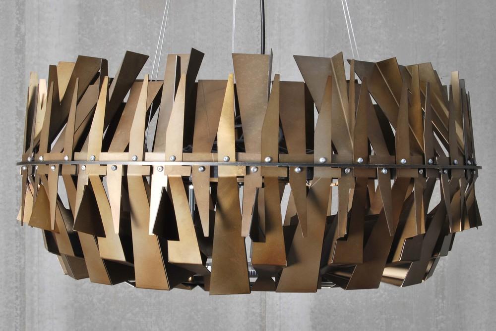 ANTONIO ANTOGNONI for ORVETT - GOTICH CIRCUS, bronzed
